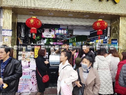 坪山新区万丰城A1时尚公子出租招商