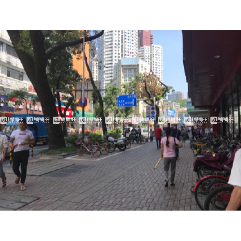 业主直租深圳罗湖黄贝岭临街旺铺