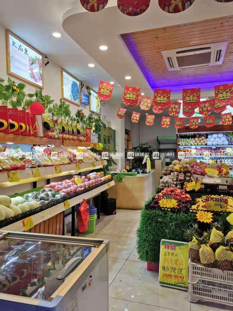 宝安区沙井273水果店转让,营业中