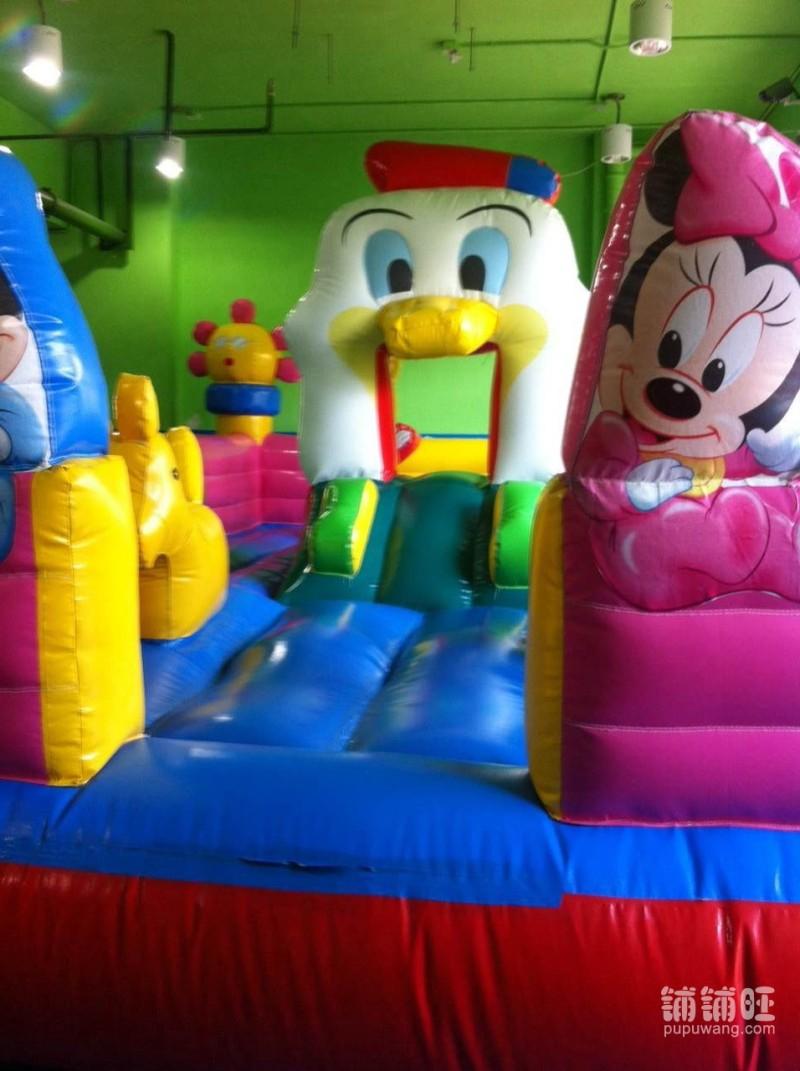 宝山儿童乐园转让(5图)-上海儿童乐园转让-铺铺旺