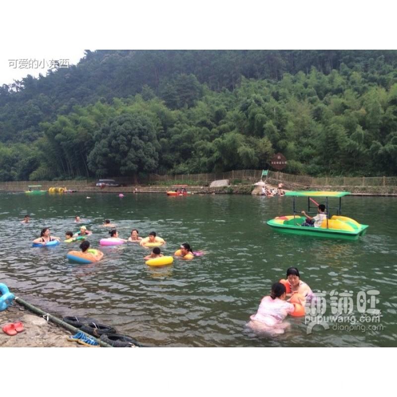 1,店铺位置:位于桐庐县芦茨村风景区,是杭州市首批农家乐模范基地